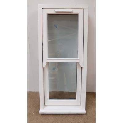 Double Glazed Wooden Timber Mock Sliding Sash Window Casemen...