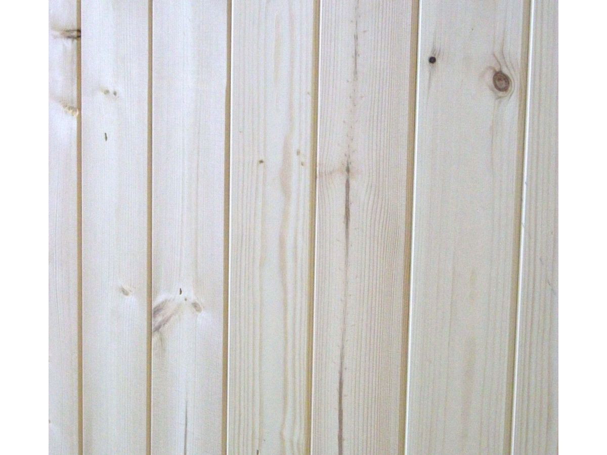 Wooden Timber Garage Doors Solid Boarded Side Hung Pair