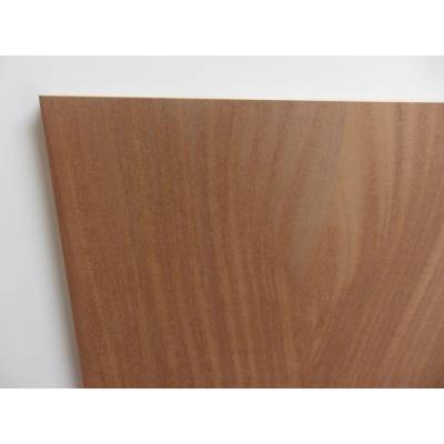 Sapele Veneered MDF 6mm or 18mm Various Sheets Sizes - Size:...