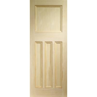 Pine Vine DX 30's Internal Door Wooden Timber Interior - Doo...