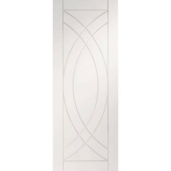 White Primed Treviso Panel