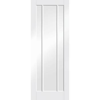 White Primed Worcester Panel Fire Door Internal Door Interior