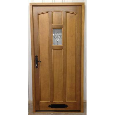 Accoya door and frame set