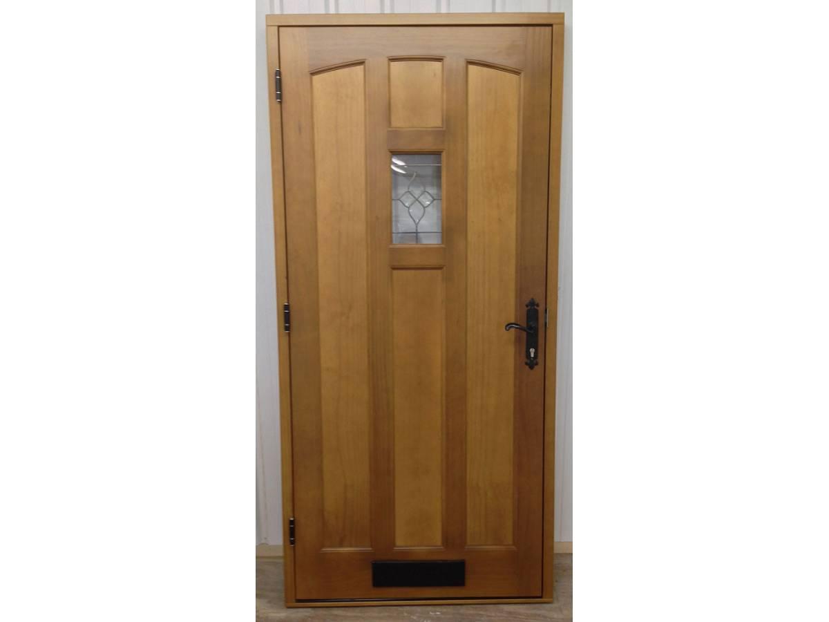 Accoya door and frame set for External doors and frames