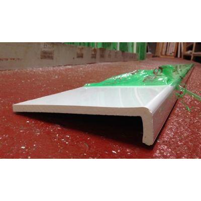 Plastic capping fascia - Width: ...