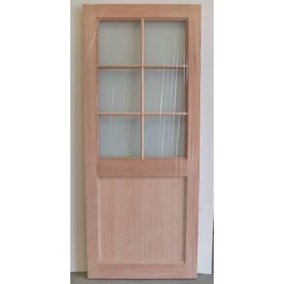 Hardwood Brook Hatfield KX1T External Double Glazed Door 78x...