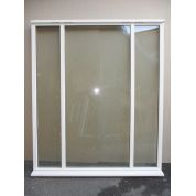 Wooden Timber Window Direct Glazed 1800x2095mm NAT099