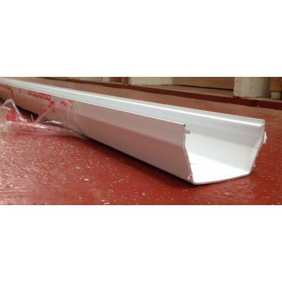 White guttering - Length: ...