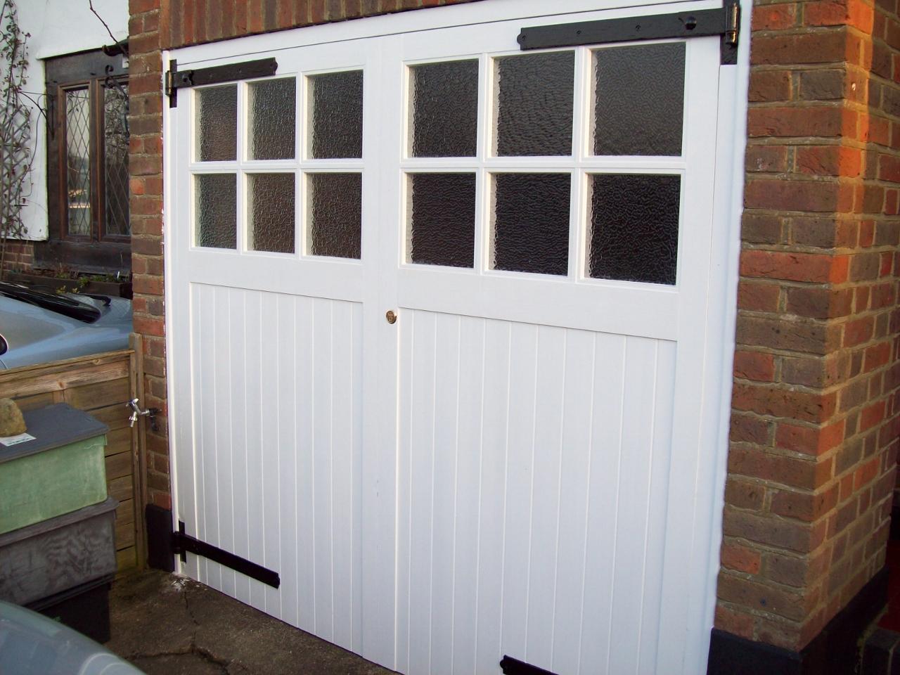 Softwood garage door gallery for Garage door repair round lake il