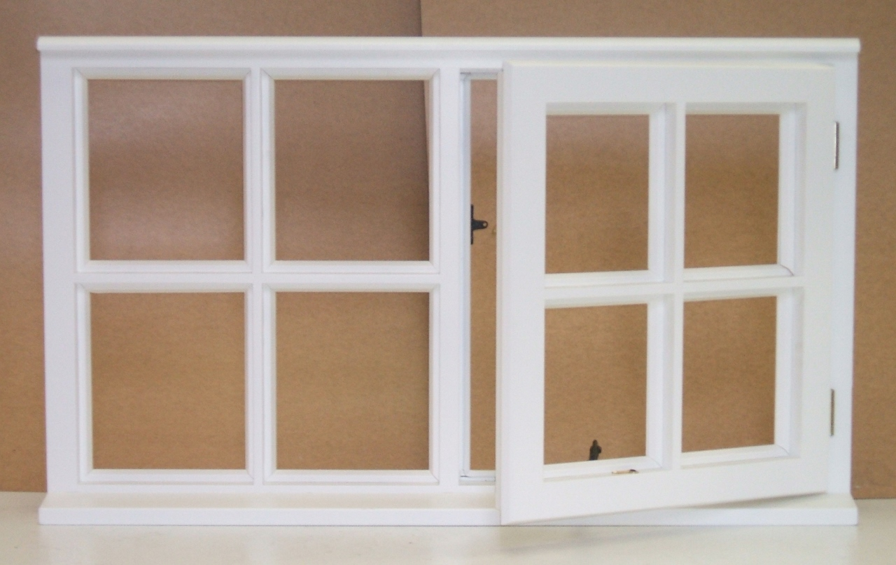 Real Glazing Stormproof Bar Windows